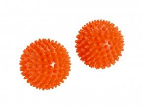 Beauty Reflex - 8 cm - 2 mäkké akupresúrne loptičky - originál (Italy)
