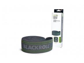 blackroll resist band grau mit verpackung