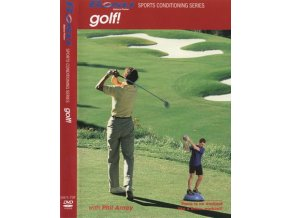 DVD BOSU - Golf - originál (USA)