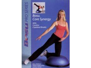 DVD BOSU - Hlboký stabilizačný systém - originál (USA)