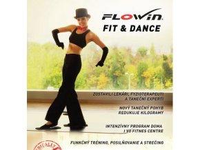 DVD Flowin Fit & Dance - originál (SR)
