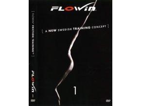 DVD Flowin 1 - originál (Sweden)