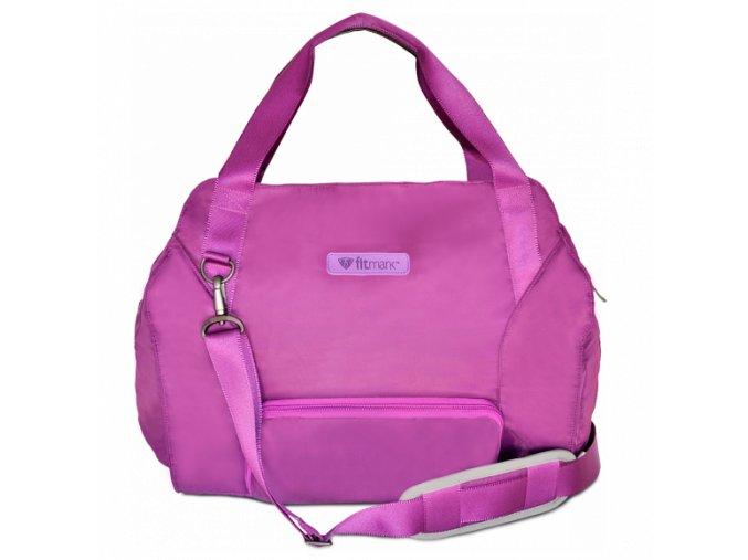 Fitmark termotaška/kabelka TRANSPORTER v lavender barvě  + Dárek