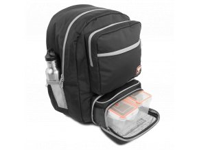 Fitmark batoh TRANSPORTER v černé barvě  + Dárek