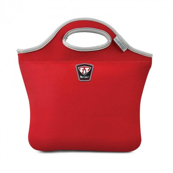 Fitmark stylová termo taška the PAC v červené barvě