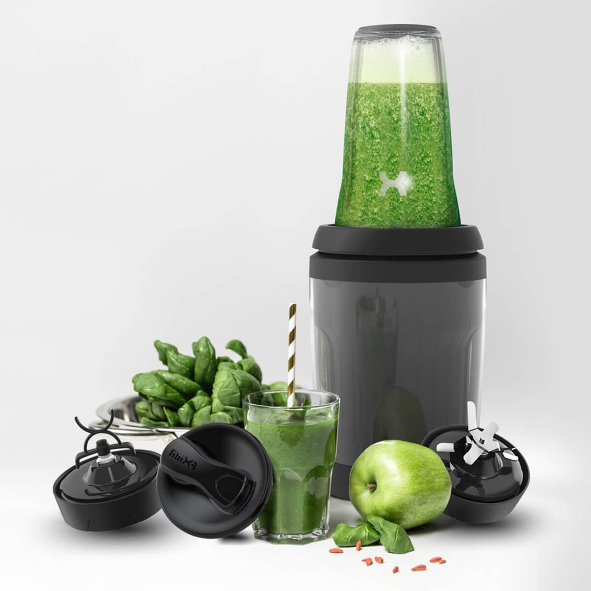 PROMiXX_MiiXR_X7_blender_green_smoothie