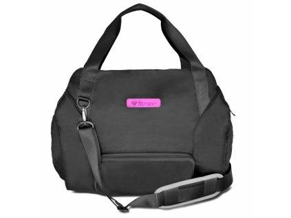 Fitmark termotaška/kabelka TRANSPORTER v černé barvě  + Dárek