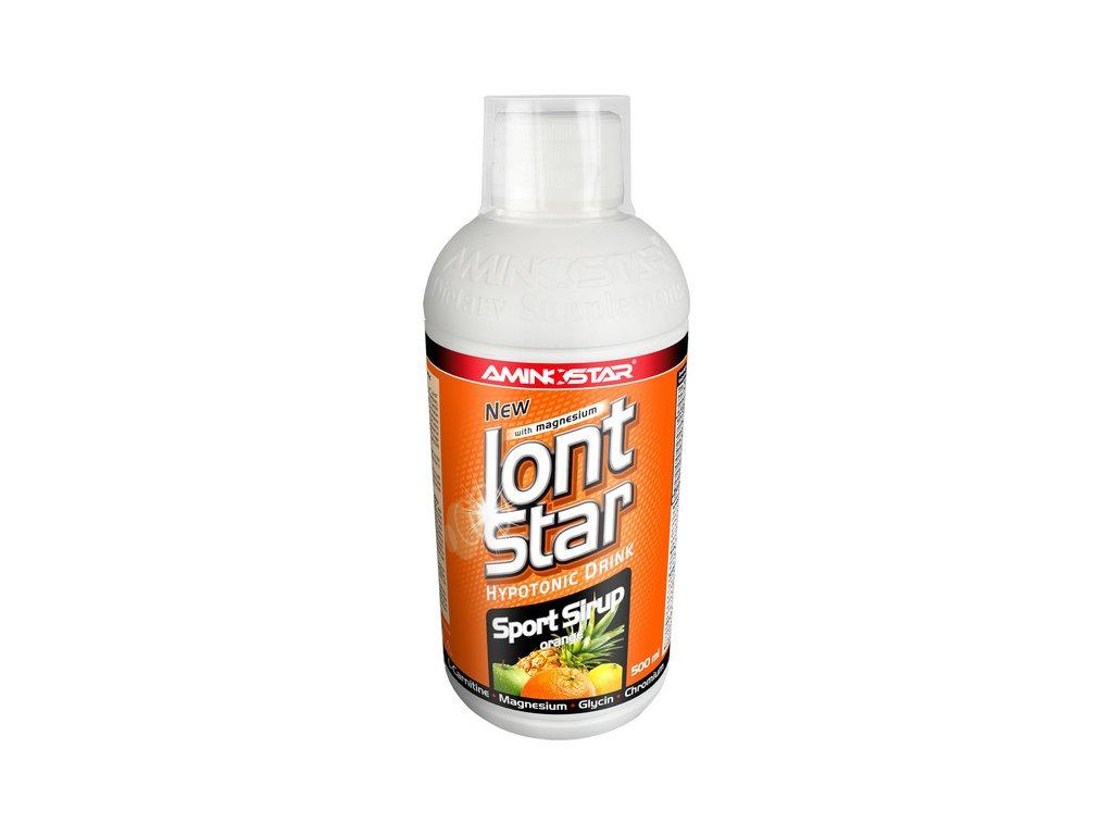 IonStar sportsirup