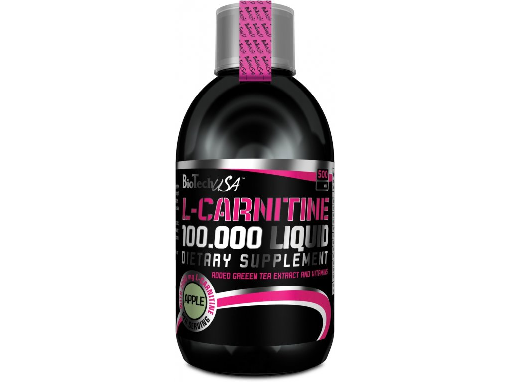 L-Carnitine 100000 Liquid