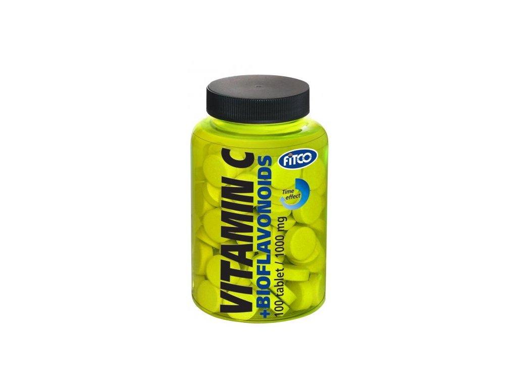 Vitamín C + Bioflavonoids