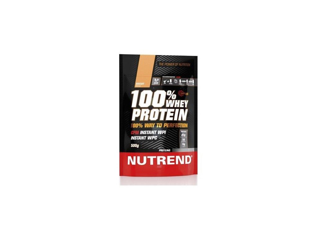 100% Whey Protein 500g