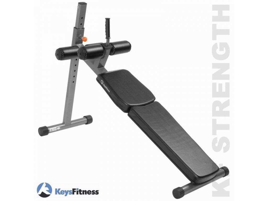 Keys Fitness KF-AAB lavice na břicho
