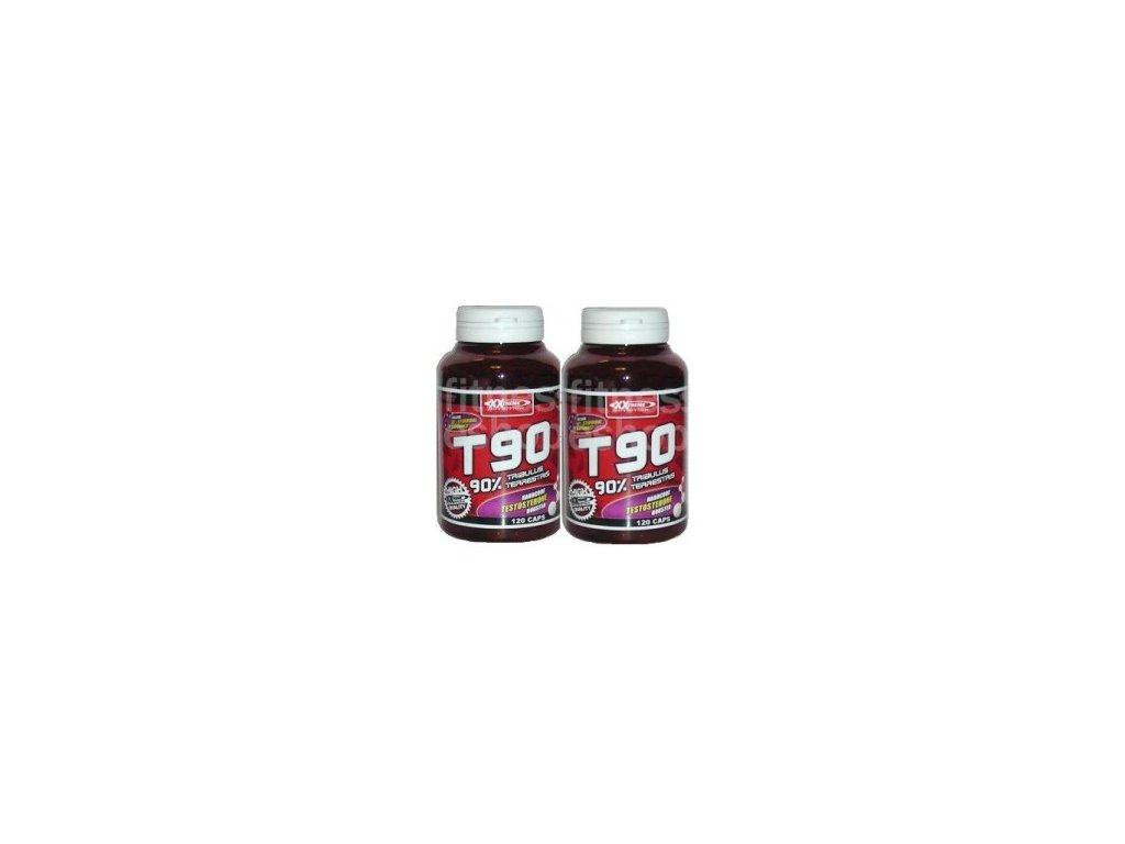 T90 - Hardcore Testosterone Booster 1+1 ZDARMA