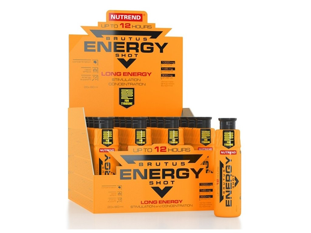 Brutus Energy Shot
