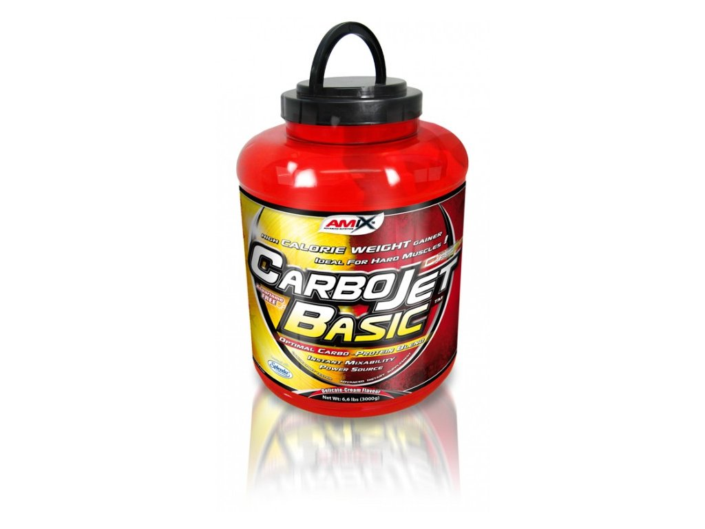 Amix CarboJet™ Basic 3000g