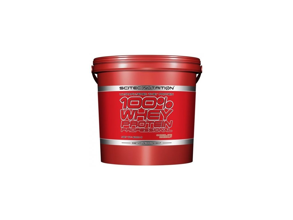 100% Whey Protein Professional 5000g