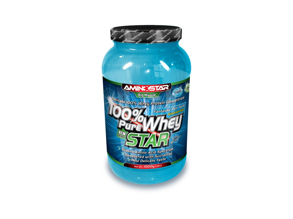 100% Pure Whey Star 1000g