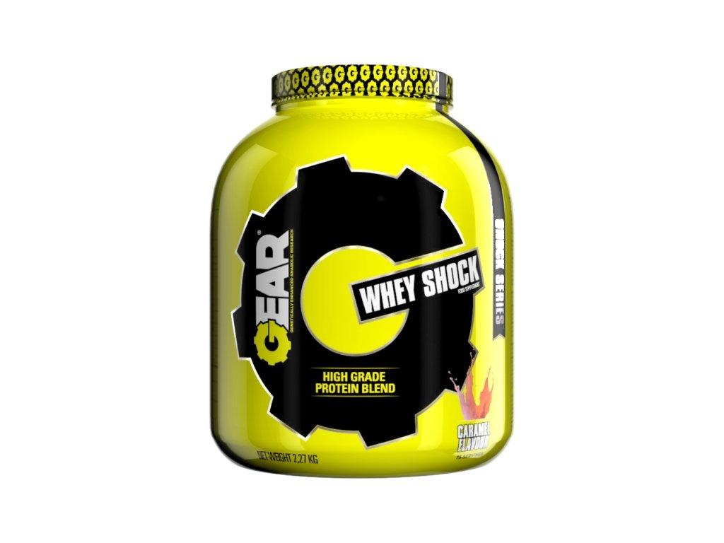 GEAR Whey Shock 2,27 kg
