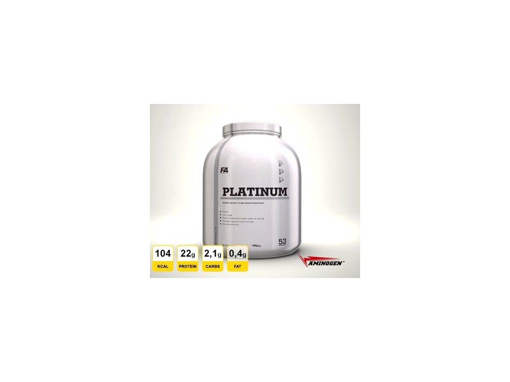 Platinum Micellar Casein 1600g