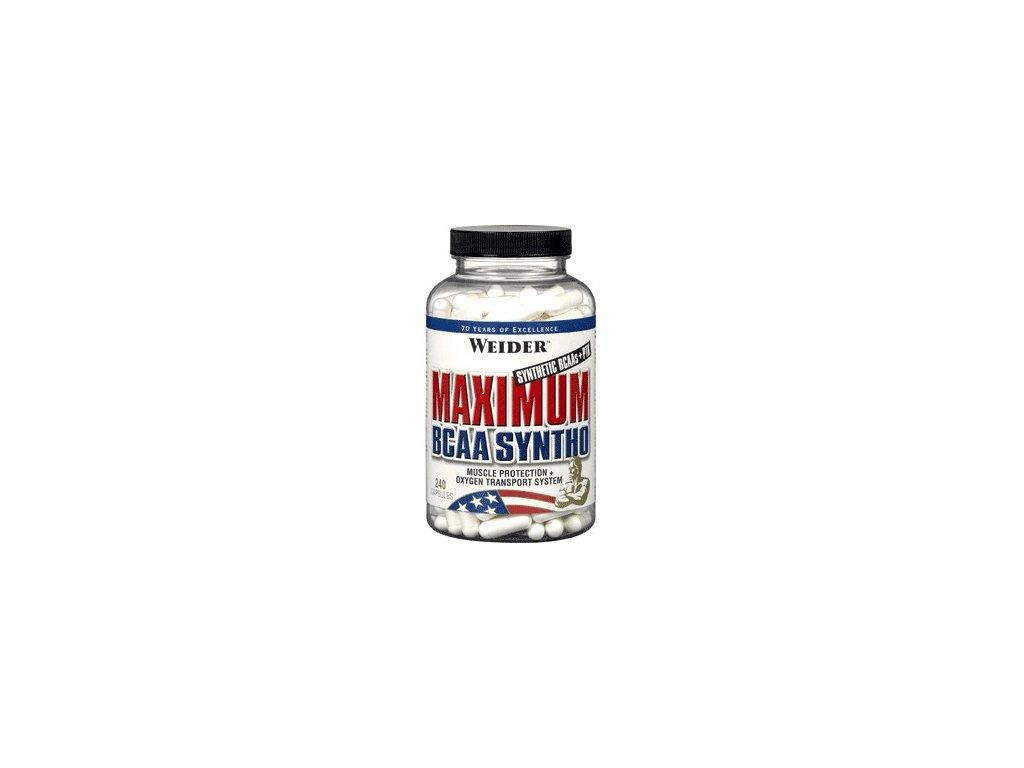 Maximum BCAA SYNTHO 240kps