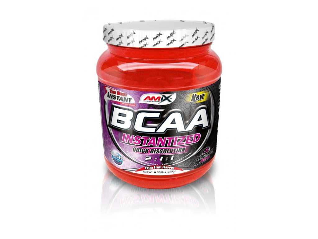 Amix BCAA Instantized Powder 2:1:1 250g