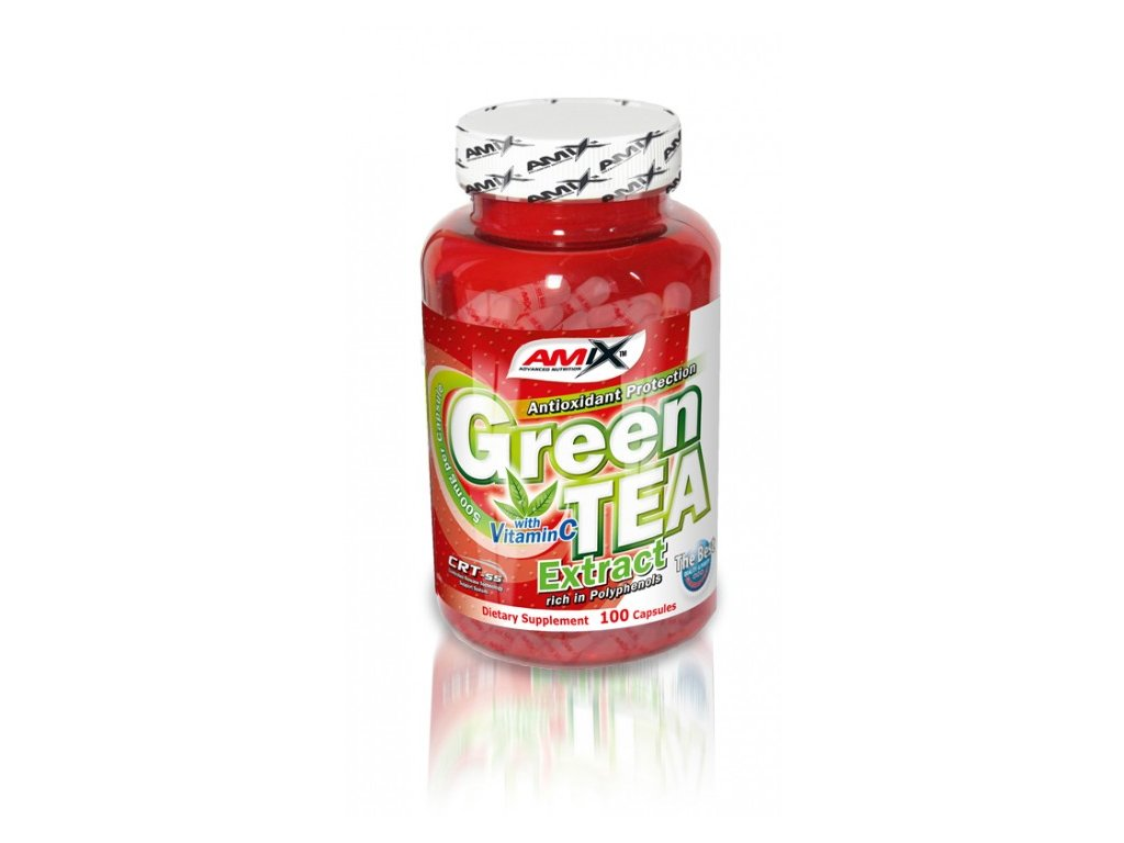 Amix Green Tea with Vitamin C