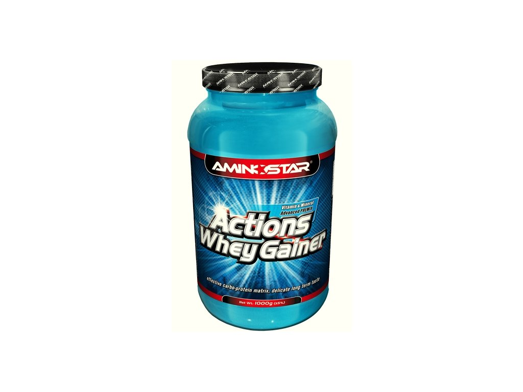 Actions Whey Gainer 2250g