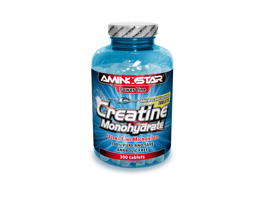 Creatine Monohydrate 1000mg 240tbl