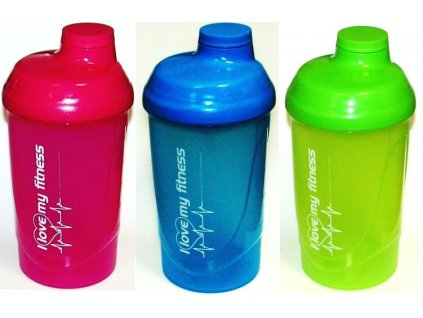 Šejkr I love my fitness wave 600ml