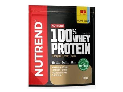 100% Whey Protein 900g