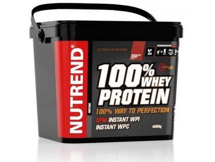 100% Whey Protein 4000g