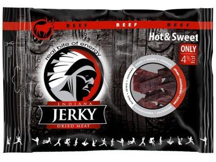 Sušené maso Indiana Jerky 100g