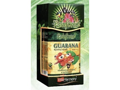 RainForest® Guarana 800mg
