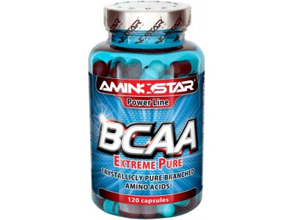 BCAA Extreme Pure krystalické 120kps