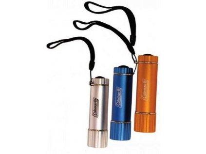 Coleman Ruční LED svítilna 3x AAA LED Aluminium Flashlight