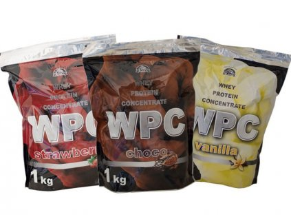 Whey protein WPC 80 1000g
