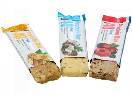 Protein Bar 40 Fair Power