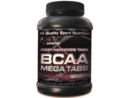 BCAA Mega Tabs 5000