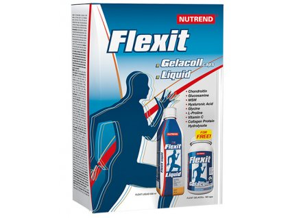 Flexit liquid + Gelacoll ZDARMA!