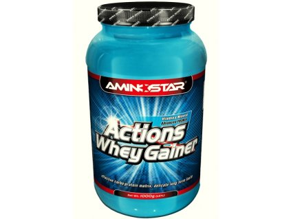 Actions Whey Gainer 7000g