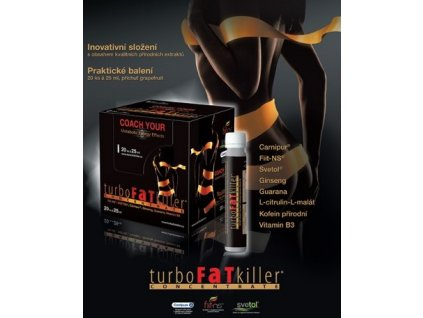 Turbo Fat Killer 10x25ml