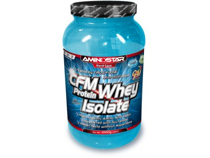 CFM Whey protein isolate 2000g