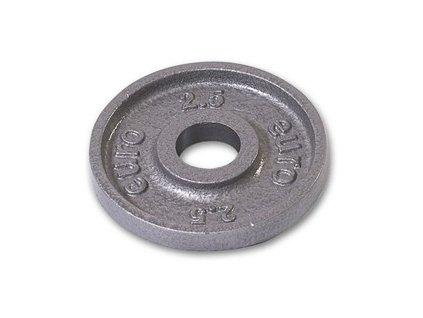Kotouč litinový 2,5kg otvor 50mm