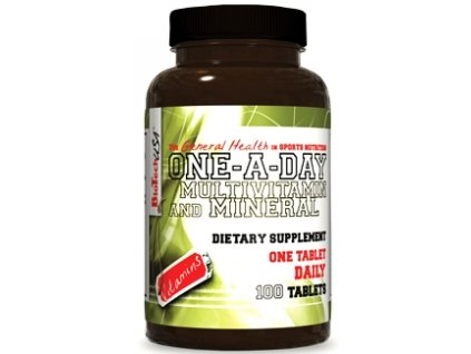 One-A-Day multivitamin and mineral