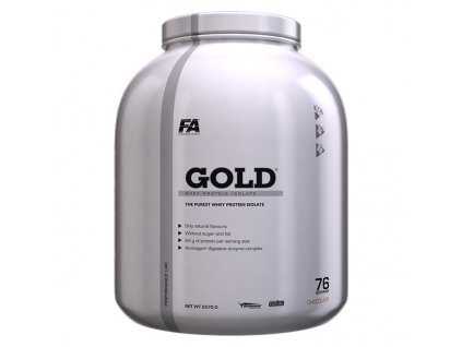 Gold Whey Protein Isolate 2,27kg