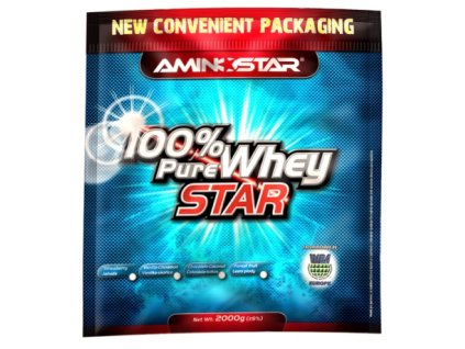 100% Pure Whey Star bag 2000g