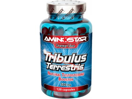 Tribulus Terrestris sleva 20%
