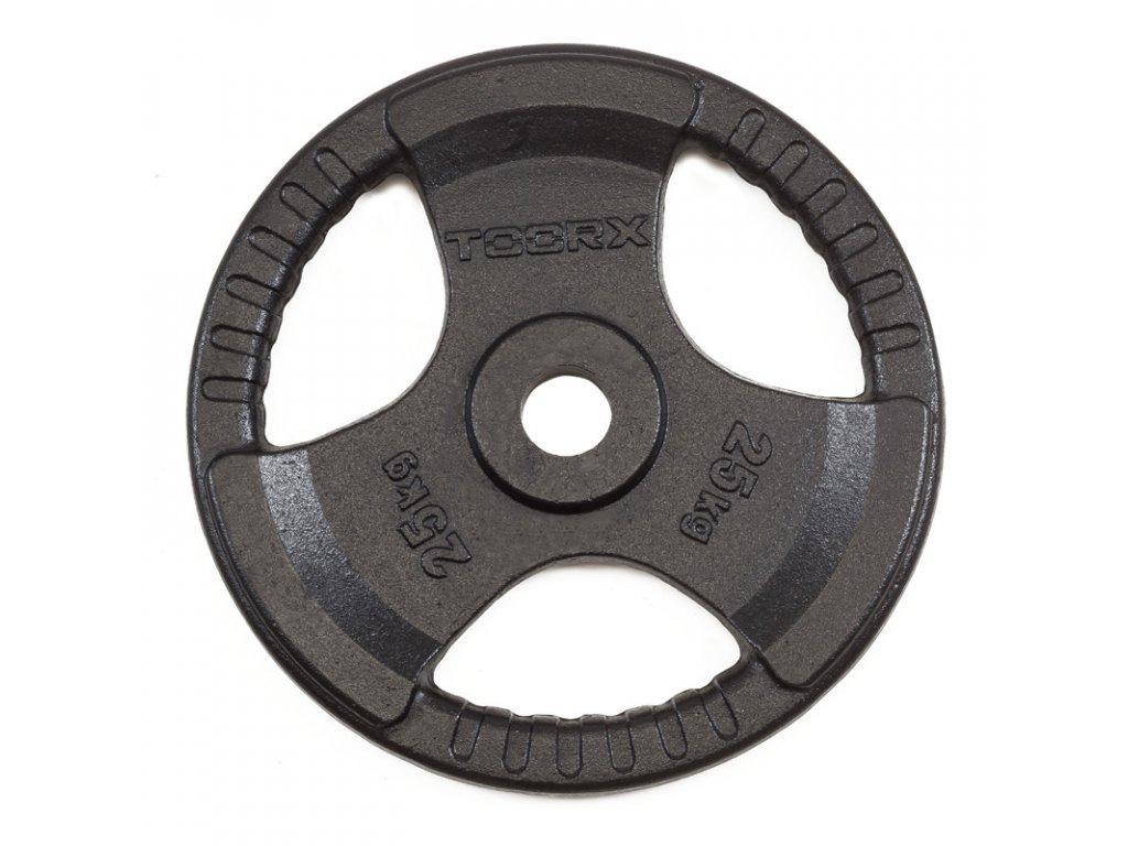 Kotouč TOORX olympijský 25 kg