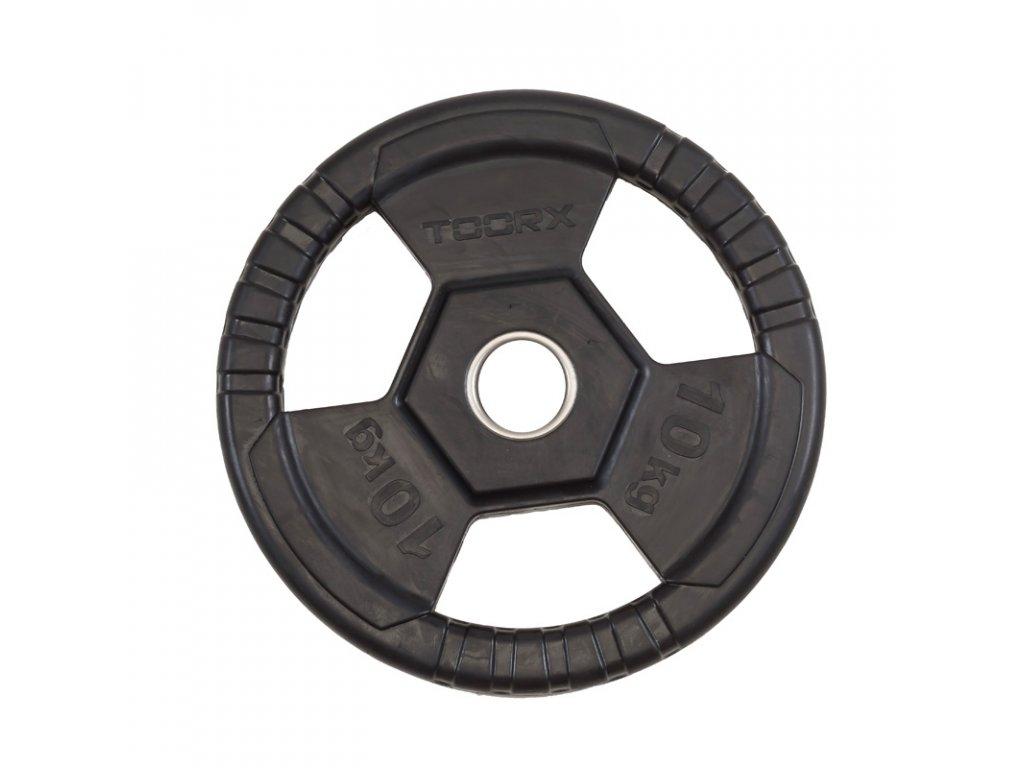 Kotouč TOORX olympijský 10 kg