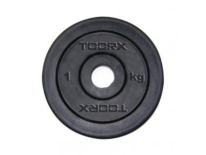 Kotouč TOORX pogumovaný 15 kg